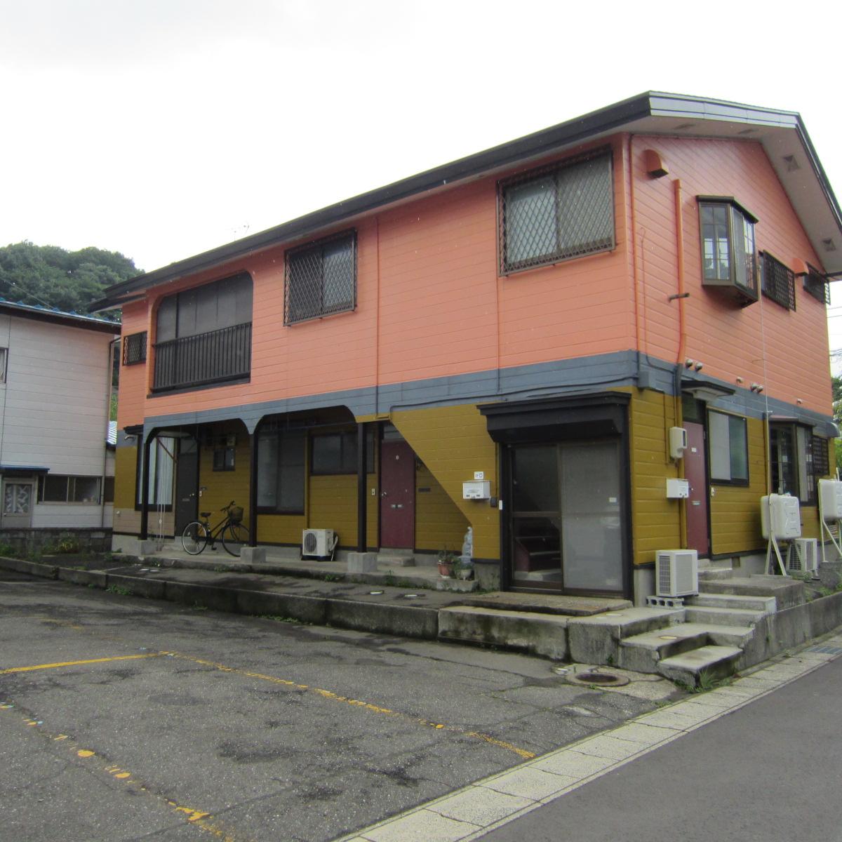 第一富士荘 B号室